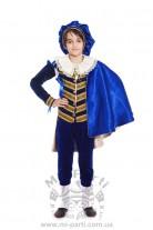 Костюм синего принца