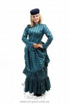 Костюм викторианской дамы