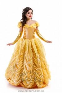 Костюм принцеси Белль