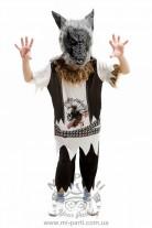 Костюм серого волка