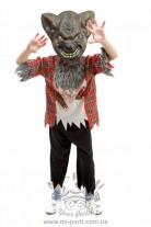 Костюм страшного волка