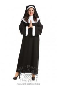 Костюм праведної монашки