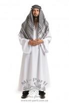 Костюм арабського шейха