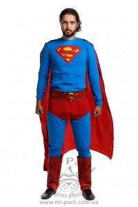 Костюм справжнього Супермена