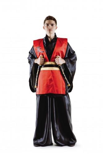Костюм самурая