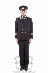 Костюм контр-адмирала ВМС