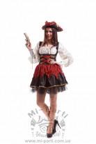 Костюм отважной пиратки