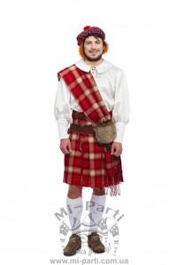 Костюм шотландця