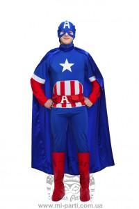 Костюм Капітана Америки
