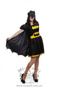 Костюм девчонки Бэтмена