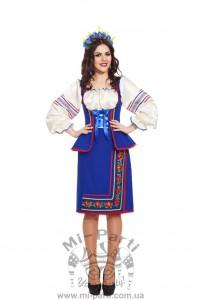 Костюм патріотичної українки