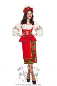 Костюм прекрасной украинки
