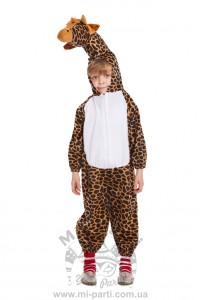 Костюм веселого жирафа
