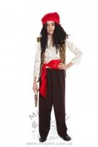 Костюм веселого пирата