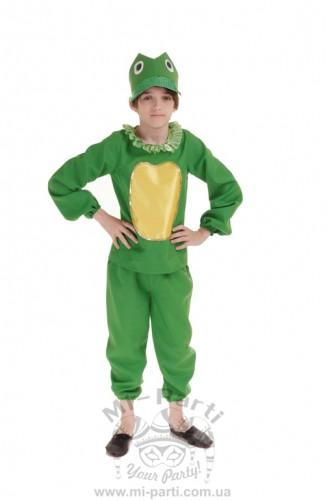 Костюм веселой жабки