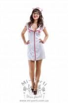 Костюм веселой медсестры