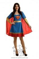 Костюм смелой Супервумен
