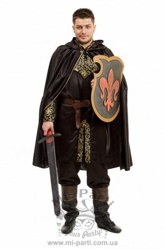 Костюм мужественного рыцаря