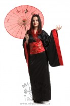 Костюм веселой гейши