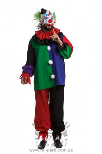 Костюм злого клоуна