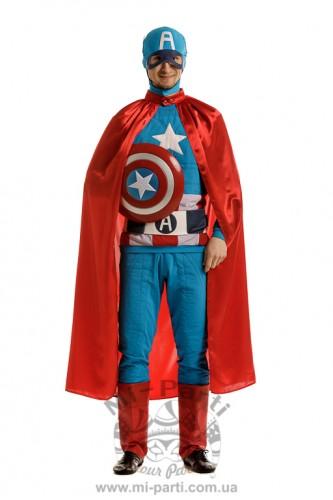 Костюм смелого Капитана Америки