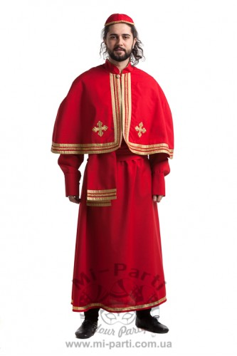 Костюм кардинала