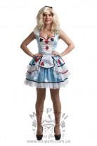 Костюм милой Алисы в стране Чудес