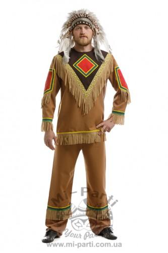 Костюм вождя индейцев