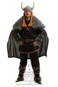 Костюм вікінга