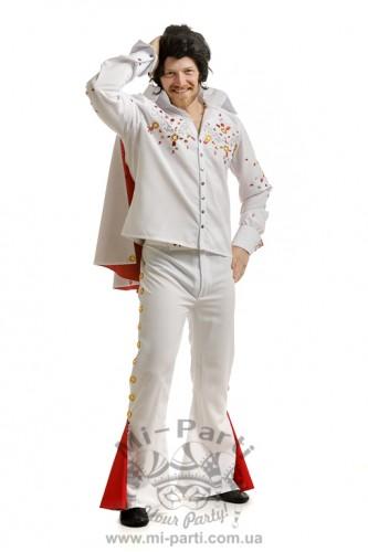 Костюм Элвиса в белом