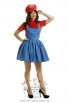 Костюм подружки Супер Марио