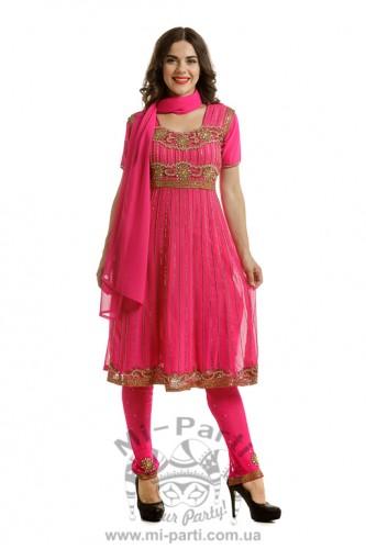 Костюм модной индуски