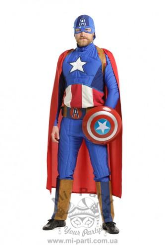 Костюм сильного капитана Америки