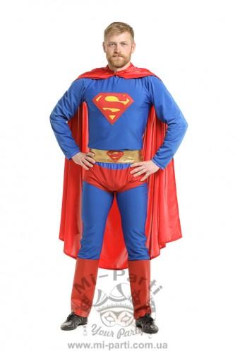 Костюм отважного Супермена