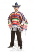 Костюм веселого мексиканца