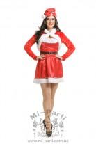 Костюм миссис Санта-Клаус