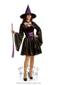 Костюм коварной ведьмочки