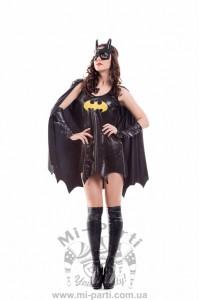 Костюм бэтмен-девушки