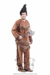 Костюм индейца ирокеза