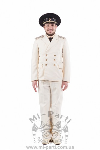 Костюм адмирала ВМФ