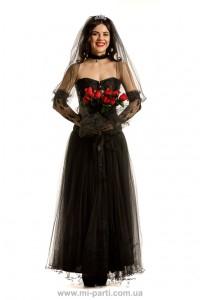 Костюм готической невесты