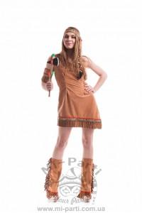 Костюм індіанки майя