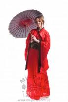 Костюм японської гейші