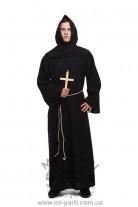 Костюм темного монаха