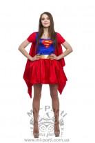 Костюм суперженщины